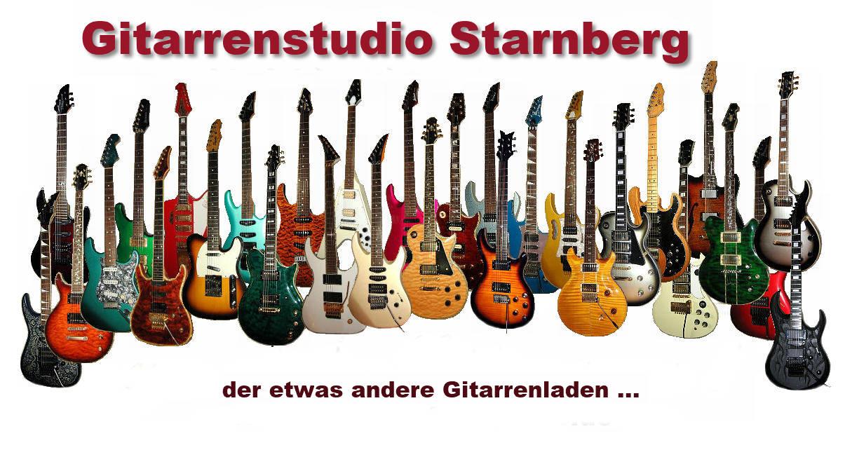Gitarrenstudio Starnberg