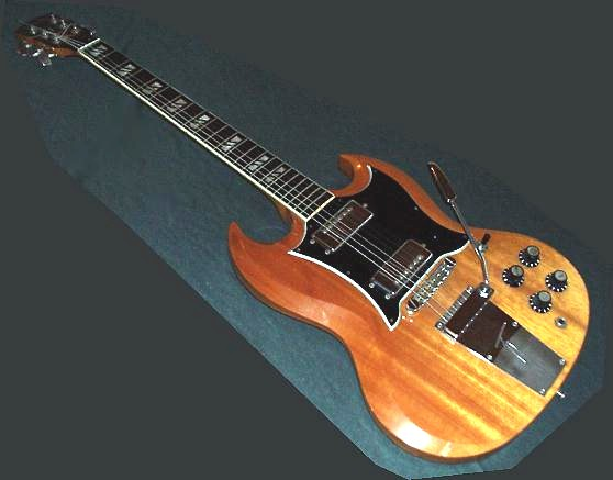 E-Gitarre BAVARIA SG