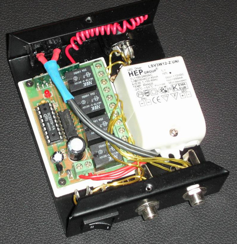 Funkschalter Elektronik