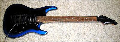 E-Gitarre ARIA Pro2 MA30