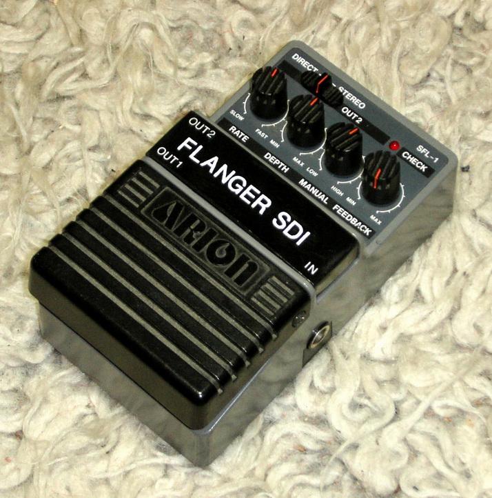 Gitarren-Effekt ARION-SFL-1 Flanger