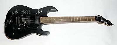 E-Gitarre BC-RICH ASM Standard - signiert
