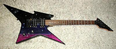 E-Gitarre BC-Rich Ironbird