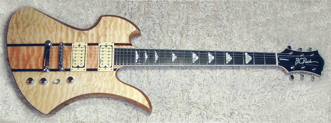 E-Gitarre BC-Rich Mockingbird NJ Classic