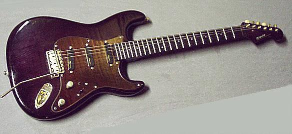 E-Gitarre BLADE RH-4 Classic by Levinson