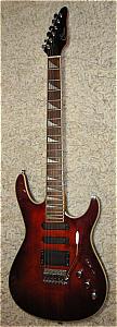 E-Gitarre CANE Superstrat 434