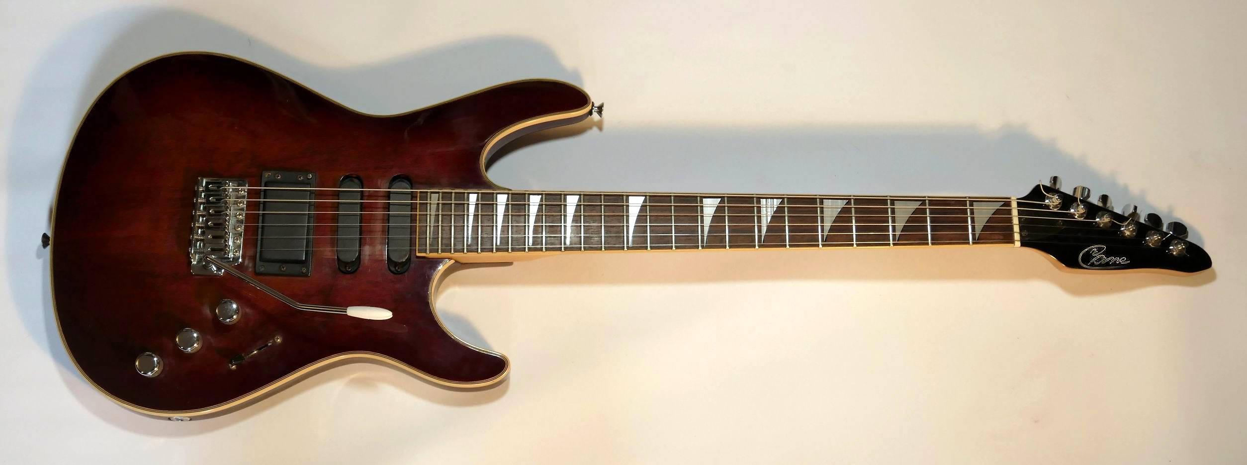 E-Gitarre CANE, gebraucht