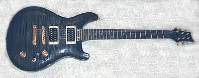 E-Gitarre CAREER PRS Nachbau