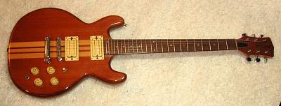 E-Gitarre CG-WINNER