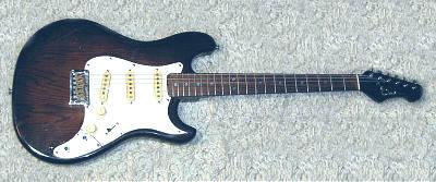 E-Gitarre CIMAR Custom