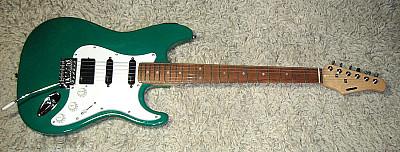 E-Gitarre CLAIM by Sonor