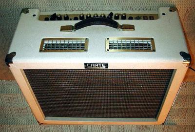 Gitarrenverstärker CRATE Vintage VC30, vollröhre