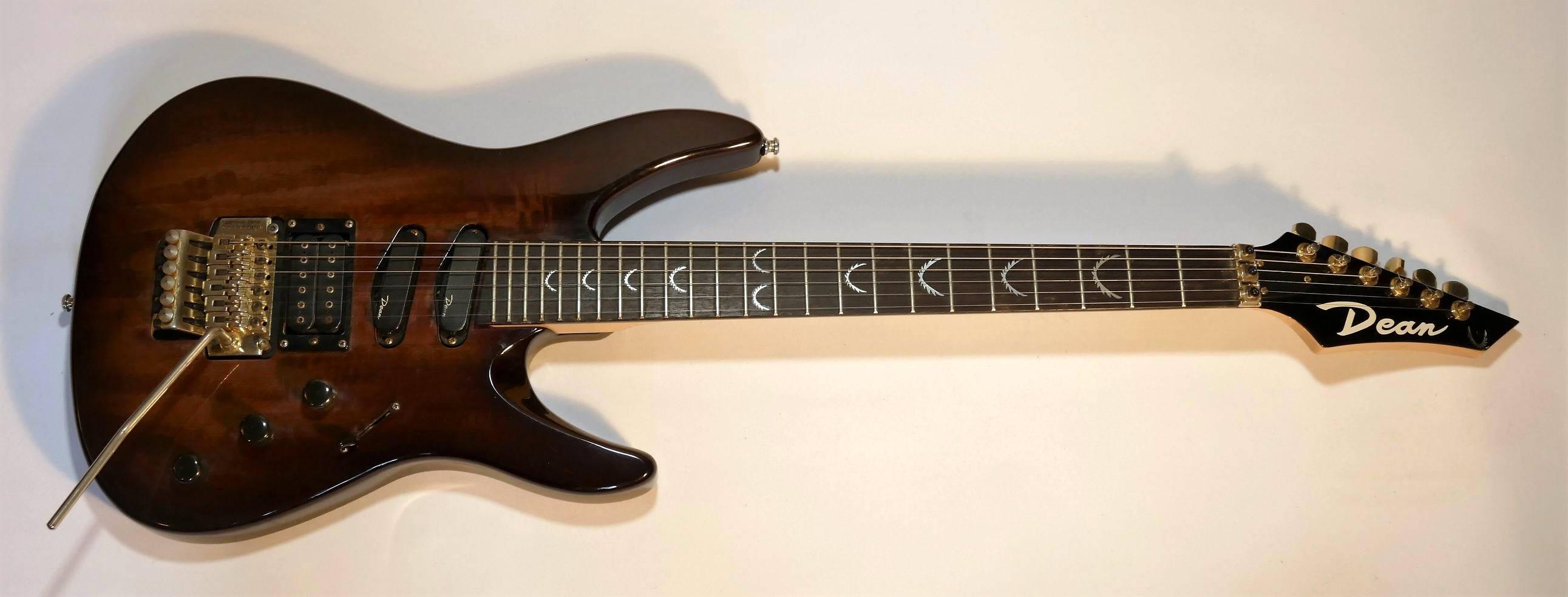E-Gitarre DEAN D92e, gebraucht