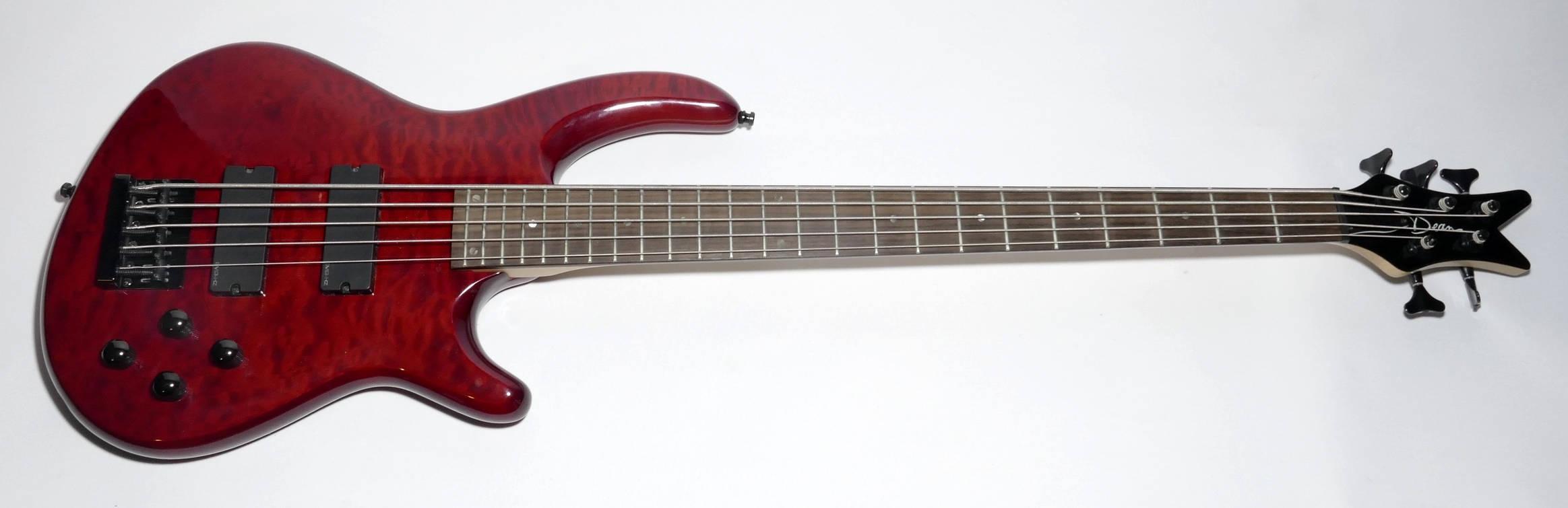 E-Gitarre DEAN Edge Q5