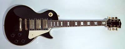 E-Gitarre DIMAVERY LP 713 Custom Les Paul Nachbau
