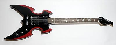 E-Gitarre DIMAVERY PS-522 Alien