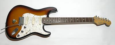 E-Gitarre FENDER Stratocaster Plus