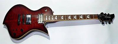 E-Gitarre FERNANDES Ravelle Elite
