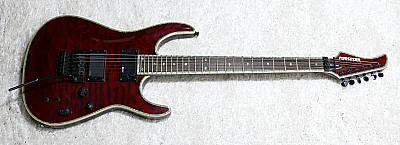 E-Gitarre FERNANDES Revolver Elite STB