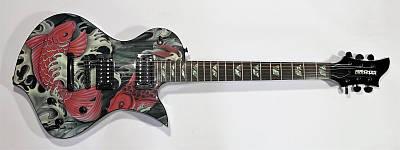 E-Gitarre FERNANDES Ravelle Shin Koi Limited Edition
