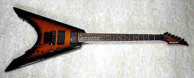 E-Gitarre FERNANDES Vortex Pro