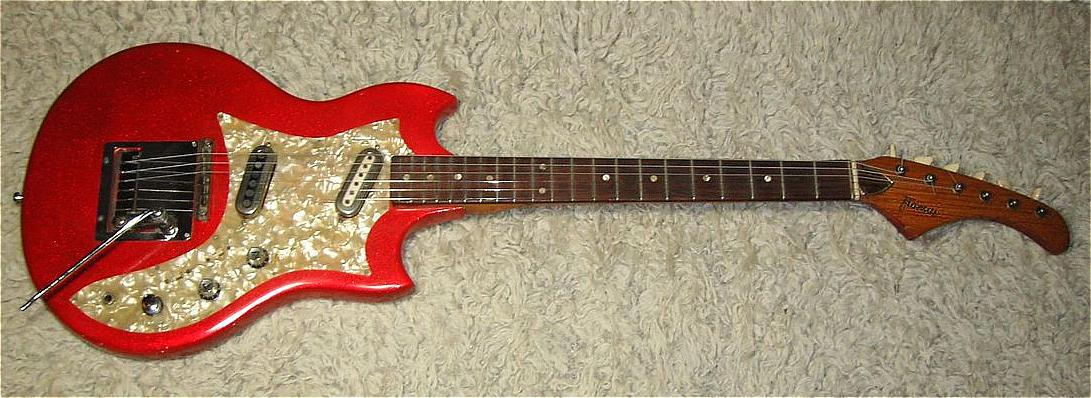 E-Gitarre FRAMUS strato5-155