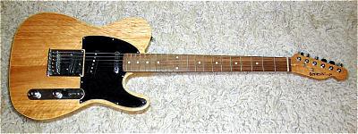 E-Gitarre GENESIS Telecaster