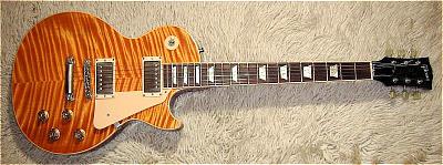 E-Gitarre GIBSON Les Paul Standard Premium