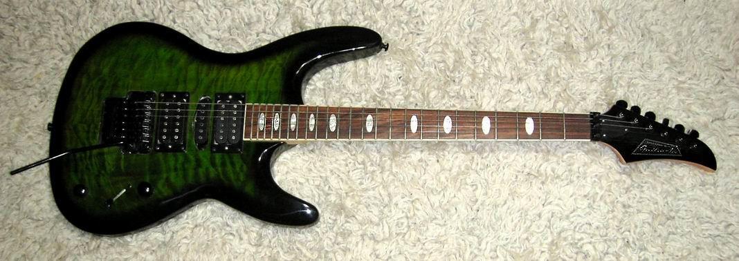 E-Gitarre Guitar-Joe mod-2231, neuwertig