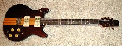 E-Gitarre GUMIKA by Matsumoku<
