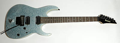 E-Gitarre IBANEZ RG2620-CBL Prestige, gebraucht