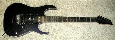 E-Gitarre IBANEZ RG470 Custom