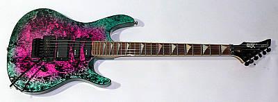 E-Gitarre KAMAN GTX-33 Custom