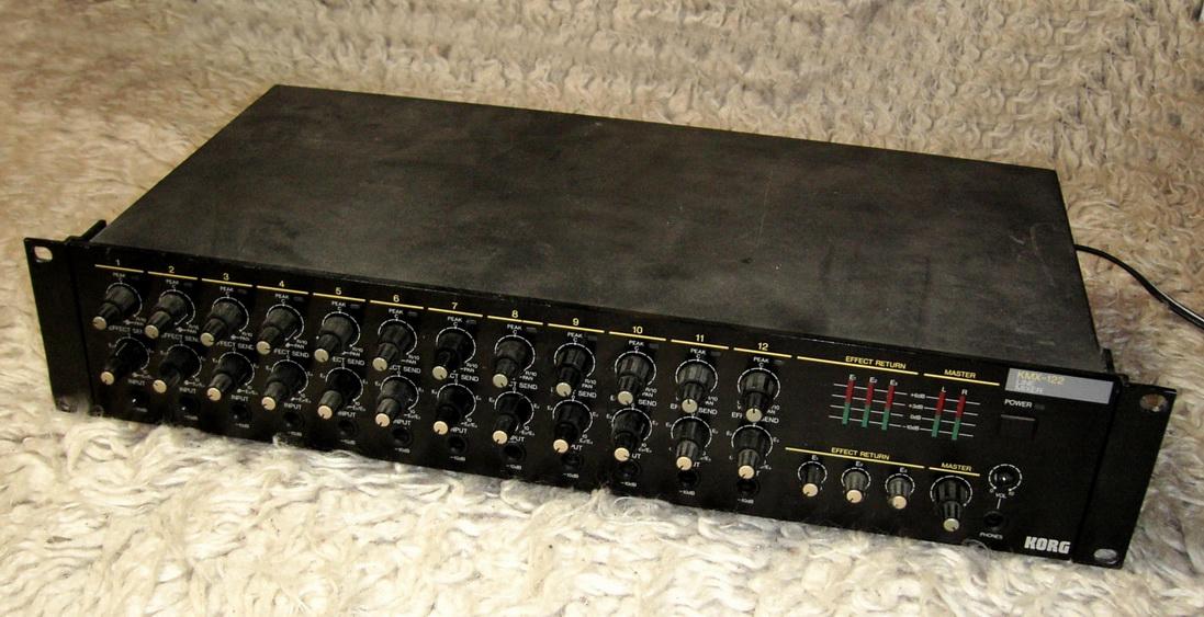 KORG Line-Mixer 16-Kanal