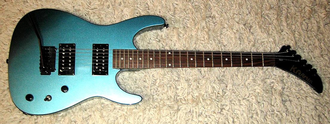 E-Gitarre KRAMER Pacer FT-220