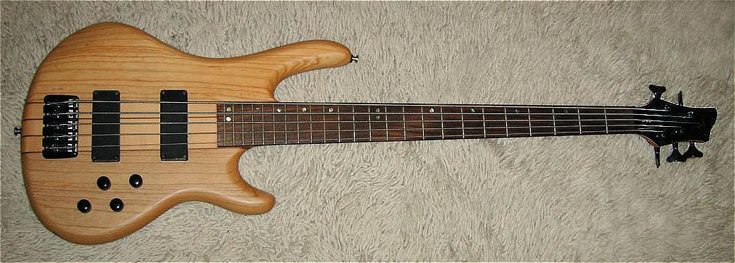 E-Bass MARTINEZ
