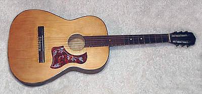 alte Meistergitarre