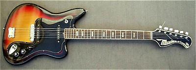 E-Gitarre Musima De Luxe