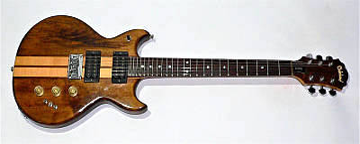 E-Gitarre OAKLAND XI-100, 70er Jahre by MATSUMOKU
