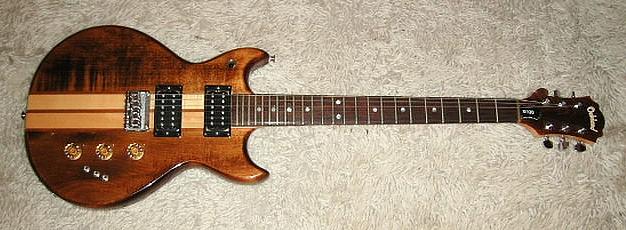 E-Gitarre OAKLAND XI-100