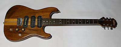 E-Gitarre OAKLAND XS 136 Custom, 80er Jahre by MATSUMOKU - Made in Japan