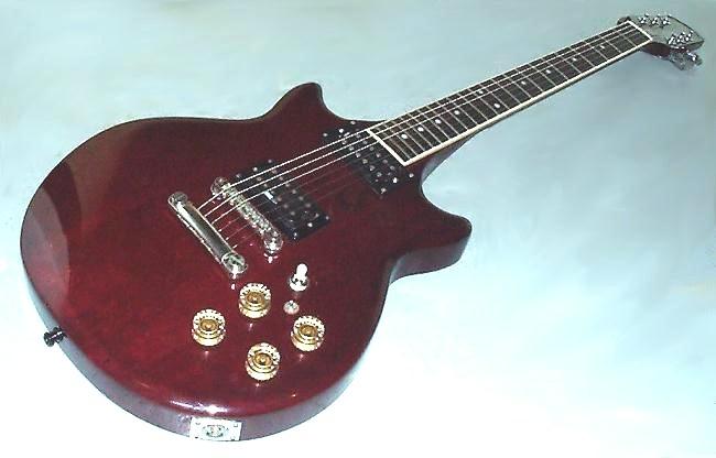 E-Gitarre PEARL De Luxe