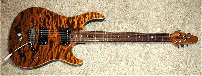 E-Gitarre PEAYEY Limited VT U.S.A.