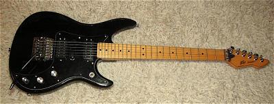 E-Gitarre PEAYEY Predator U.S.A. Custom