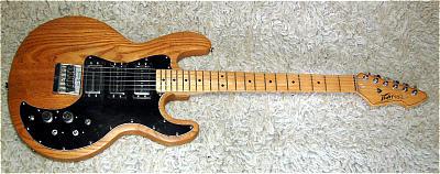 E-Gitarre PEAYEY T-60