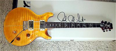E-Gitarre PRS Santana Brazilian 25th Anniversary