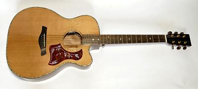 Western-Gitarre RANGO