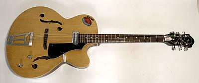 Jazz-Gitarre Remboh
