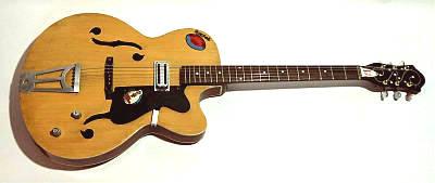 Jazz-Gitarre Remboh Modell 350