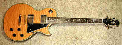 E-Gitarre RTG Prestige Classic Custom